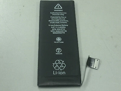 New OEM Replacement Battery 1560mAh for iPhone 5S 5GS 616-0718 616-0720 616-0722