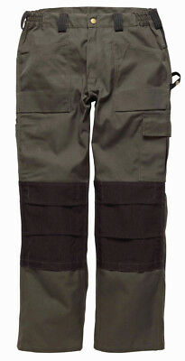Dickies Grafter Trousers Wd4930 Olive Green / Black