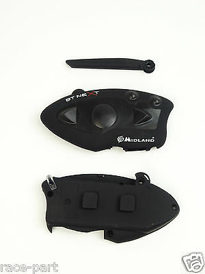 Midland BT Next C Bluetooth Ersatz Gehäuse Antenne spare part housing alloggiame