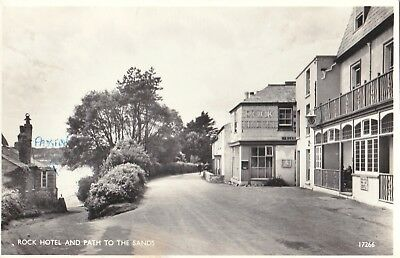 CPSM ANGLETERRE - PADSTOW - Rock Hôtel - Rare