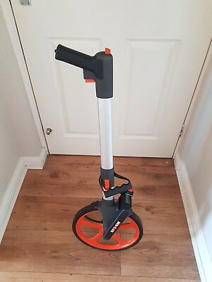 RotoSure Surveyor's Measuring Wheel with Stand and carrying bag