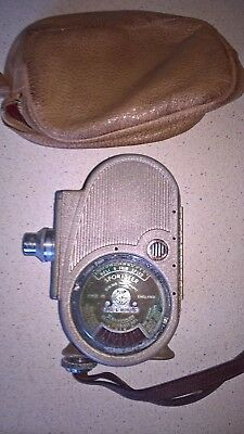 Vintage Bell and Howell Sportster Cine Movie Camera