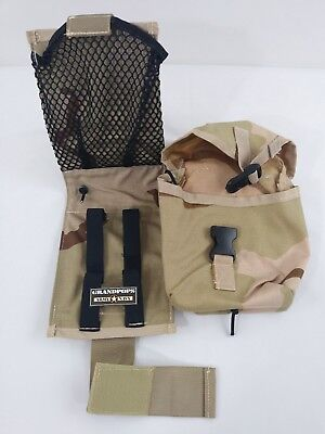 IFAK Molle Pouch And Insert DCU Camo