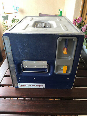 Germanwings Standard Box Unit Container Flugzeugtrolley - Airline - Catering