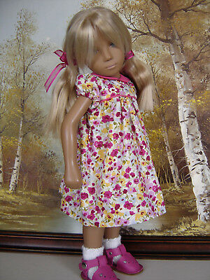Wonderful New Classic  Sasha Doll 2 Piece  Dress Set   By Vicky