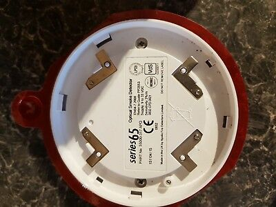 Apollo S65 Series 65 Optical Smoke Detector 55000-317 APO