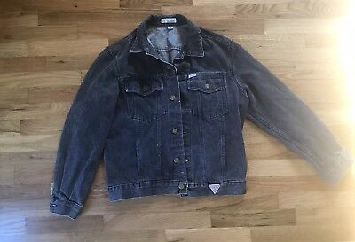 Vintage Men S Georges Marciano For Guess Jeans Denim Jacket Size M