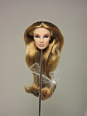 """Fashion Royalty Nu Face Giselle """"Majesty""""  HEAD ONLY Skin Tone FR White"""