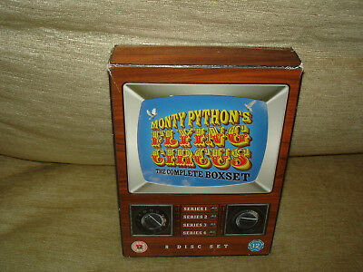 Monty Python's Flying Circus - The Complete DVD Box Set
