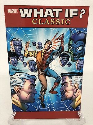 What If? Classic Volume 7 Col #40-42 44-47 Marvel Comics TPB Trade Paperback New