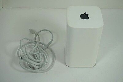 Used Apple AirPort Extreme 802.11AC Base Station Wireless Router 6th Gen A1521