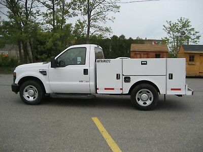 2008 ford utility truck