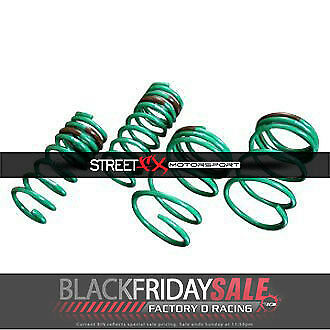 "Tein 2.6"" x 2.1"" S-Tech Lowering Coil Spring Kit for Honda Element SKA76-AUB00"