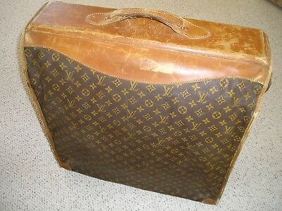 503d63552bd6 Louis Vuitton Vintage 1970s Oversized Garment Bag - The French Luggage  Company