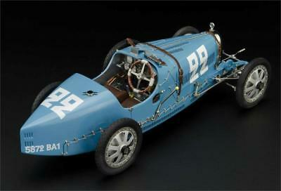 1924 Bugatti T35 France Diecast Model Car by CMC in 1:18 Scale