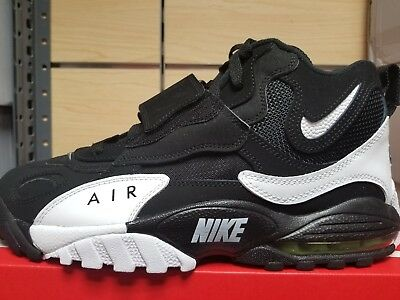 NIKE MEN S AIR Max Speed Turf (525225-011) Black White-Voltag ... 03f818e85