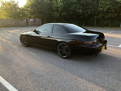 1996 lexus soarer 2.5 turbo 1jzgte vvti only fresh import with only 30000 miles!