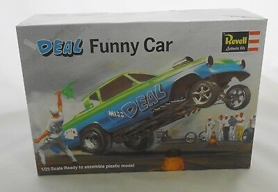 Revell Miss Deal Funny Car Model Kit H-1266