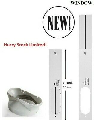 NEW! Portable Air Conditioner SpareParts - Window Slide Kit 2 pcs set only