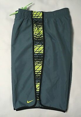1d3d384dc9 Nike Men's Swift Splice Volley Swim Trunks 11