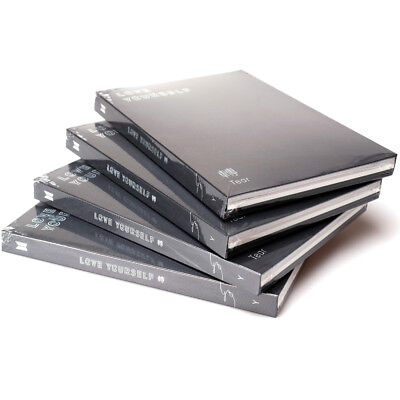 BTS LOVE YOURSELF 轉 Tear 3rd Album Y Ver_Free Standard Shipping_with tracking