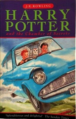 Collectors Book Harry Potter And The Chamber Of Secrets 1998