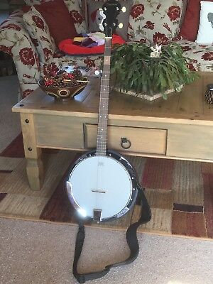 Tanglewood union series 5 string banjo