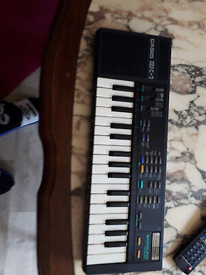 Keybord  Casio Sk1 Sampling Keyboard
