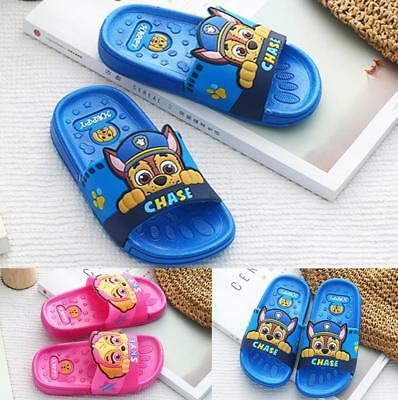 Girls Boys Indoor outdoor Non-slip Bathroom slippers Pool Beach casual shoes