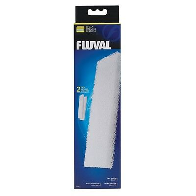 Fluval Foam Filter Block 2 Pack for External Filters 104 - 406