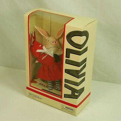 2003 Madame Alexander- Olivia doll in her Classic Sailor Outfit Mint in Box