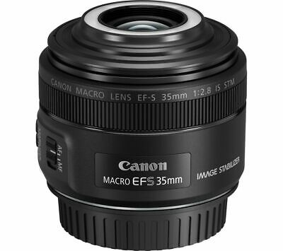 CANON EF-S 35 mm f/2.8 IS STM Macro Lens - Currys
