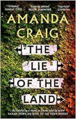 The Lie of the Land, New, Craig, Amanda Book