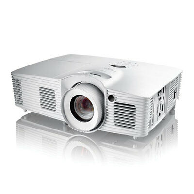 Optoma HD39Darbee Full HD Home Entertainment Projector 2xHDMI with Speaker