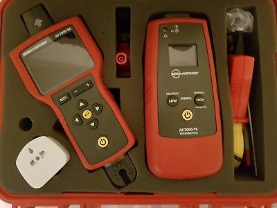 Beha Amprobe AT-7000 EUR Advanced Cable Wire Tracer, RRP £1500