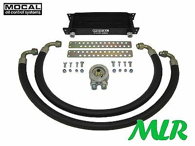 Honda Accord Prelude Crx Vtec Mocal 13 - 19 Row Engine Oil Cooler Kit Mlr.rw