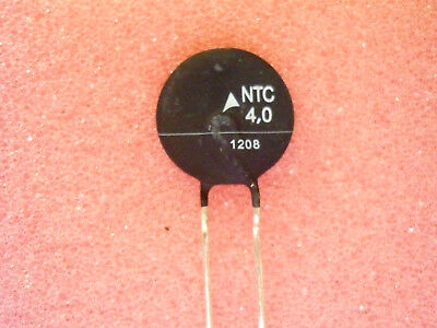NTC 4R 9,5A 5,1W B57364S409M Thermistor Heißleiter / Inrush Current Limiter ICL