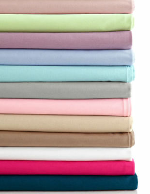 Wow! 0,5 M Cotton Satin Fabric Plain Colours 5,80 - 7,98 - 8,50 Eur / M