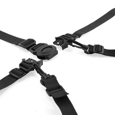 Baby 5 Point Harness Safe Belt For Chair Stroller High Seat Pram Buggy Accessory