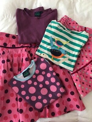 Lot of Mini Boden Girl's Clothes Size 9-10