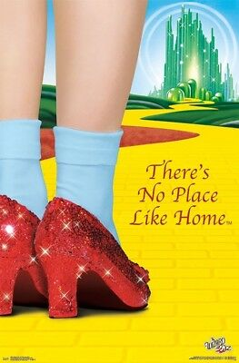 WIZARD OF OZ - NO PLACE LIKE HOME POSTER - 22x34 - CLASSIC MOVIE 16483