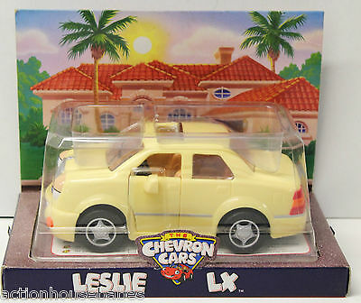 The Chevron Cars Yellow 1998 Leslie Lx - Trunk & Doors Opens/sun Roof Opens