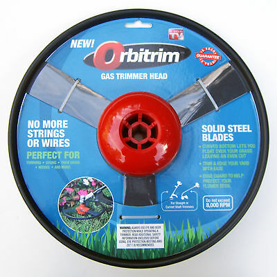ORBITRIM NO STRING Head Gas Trimmer