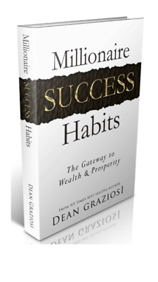 """""""Millionaire Success Habits"""" Way to your success (E book) Free Shipping"""