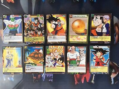 Cartes Dragon Ball Z