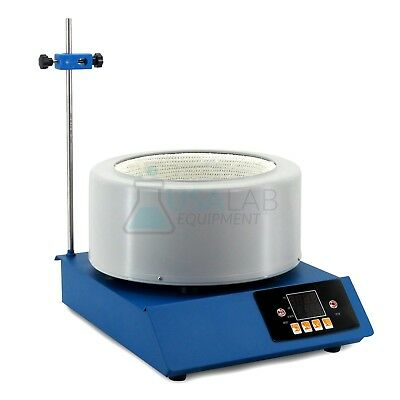 USA Lab 5L 300°C 1800 RPM Digital Magnetic Heating Mantle ZNCL-TS-5000 220V
