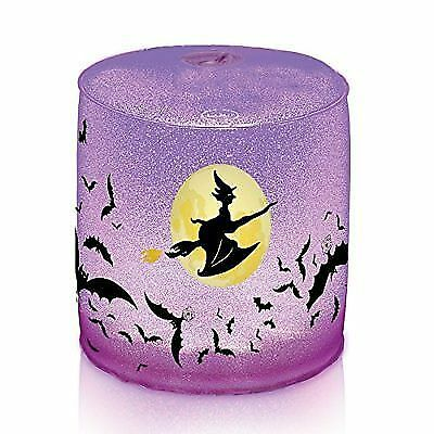 MPOWERD Luci Spooky Moon Inflatable LED Solar Lantern
