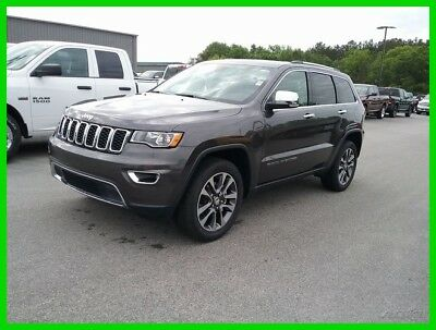 Jeep Grand Cherokee Limited 2018 Limited New 3.6L V6 24V Automatic RWD SUV