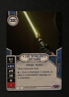 Star Wars Destiny - Awakenings - Legendary - Luke Skywalker's Lightsaber