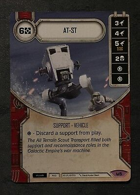 Star Wars Destiny - Awakenings - Legendary - AT-ST